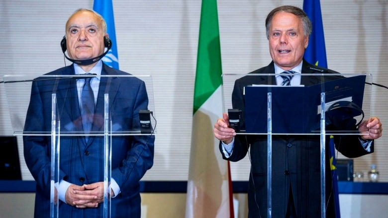 Italy requests EU plan for new migrant wave from Libya