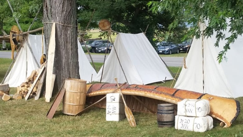 Métis group sickened over theft of trailer full of traditional encampment supplies
