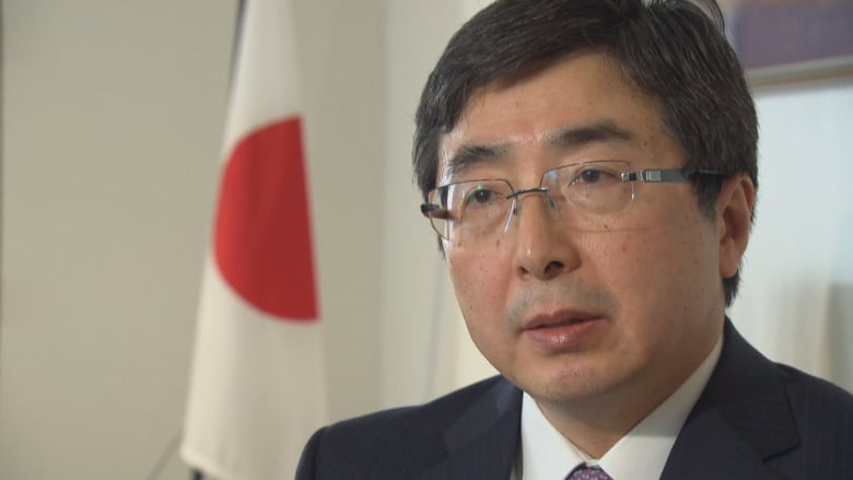 China can afford to wait out Canada in diplomatic dispute, Japanese ambassador warns