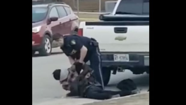 'I was in shock': Video captures OPP officer throwing 16-year-old Indigenous girl to the ground during arrest