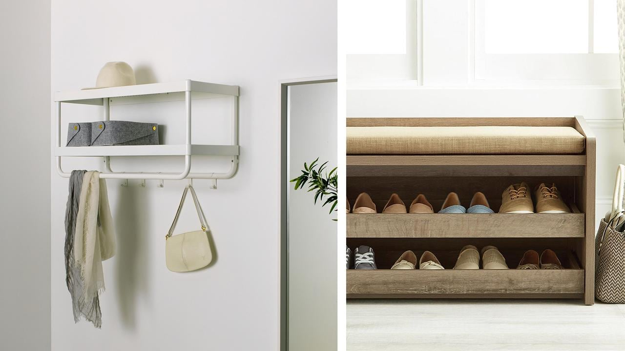 Inviting and useful entryway solutions | CBC Life