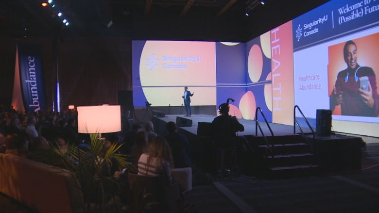 Biotech lab kits, exoskeletons and more: Tech summit comes to Edmonton