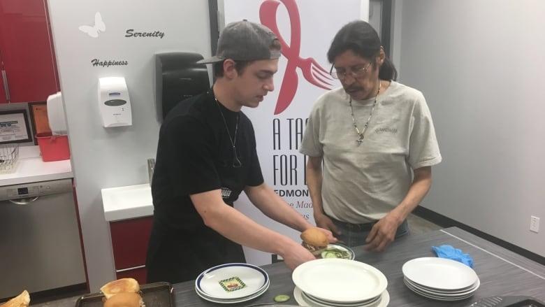 Seven restaurants and HIV Edmonton team up to raise money, awareness