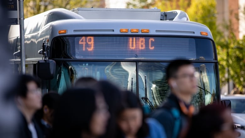 These are the 10 Metro Vancouver bus routes with most rider