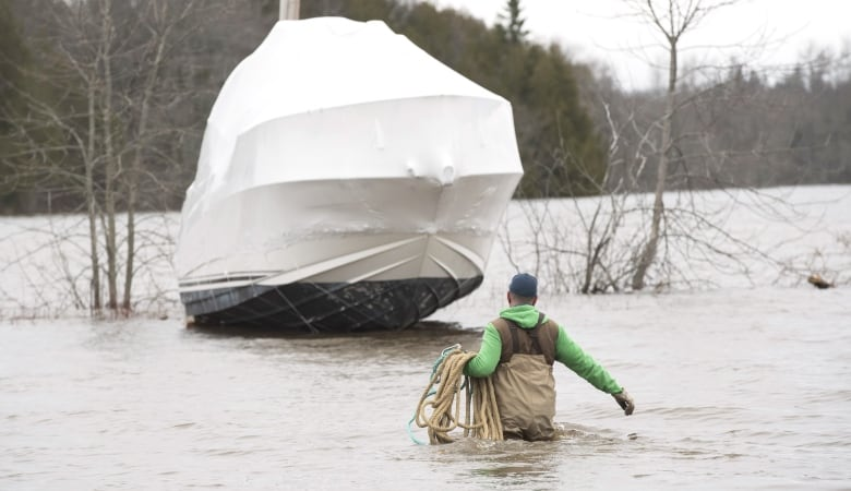 St  John River could stay above flood stage for days, EMO
