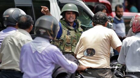 Sri Lanka Blasts