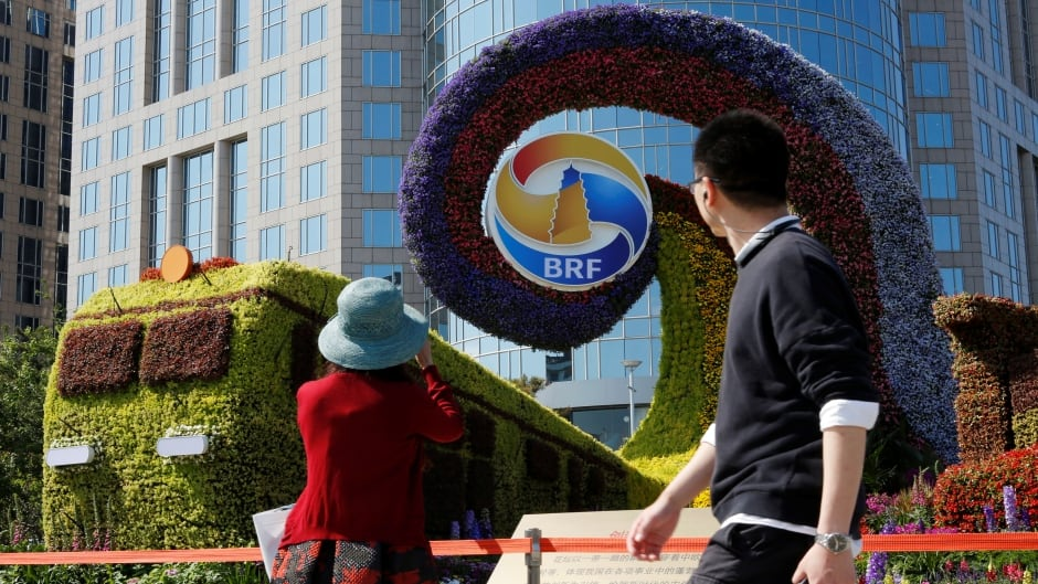 Beijing trumpets massive $500B Belt and Road foreign infrastructure project
