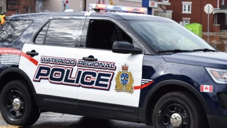 Waterloo Regional Police cruiser