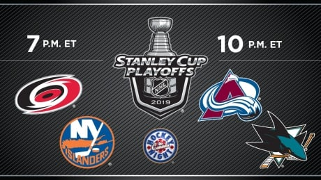 Stanley Cup playoffs schedule and TV info