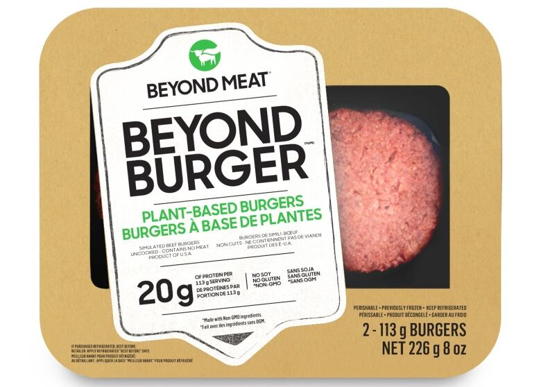 Alberta beef producers carefully watch Beyond Meat veggie burger complaint