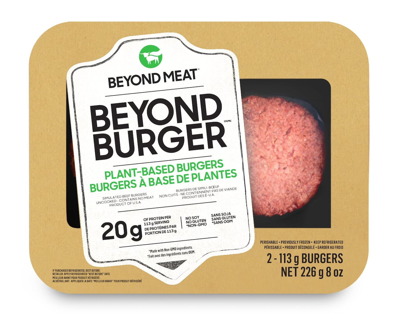 How The New Plant Based Burgers Stack Up To Beef Cbc News