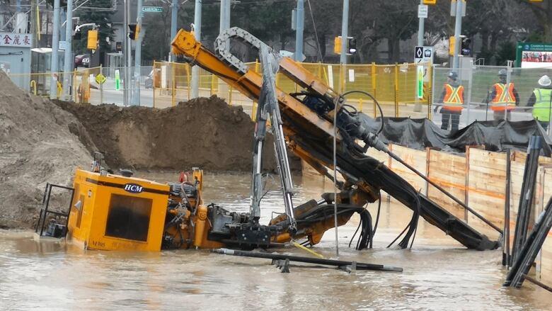 Kitchener Waterloo Get Water Back After Serious Morning Pipe Break