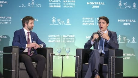 Trudeau says Ontario 'shortsighted and irresponsible' for challenging carbon tax