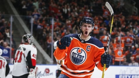 Oilers' Connor McDavid among finalists for Ted Lindsay Award