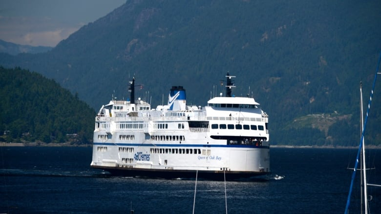 'Nothing is off the table': Province asking for input on long-term plan for BC Ferries