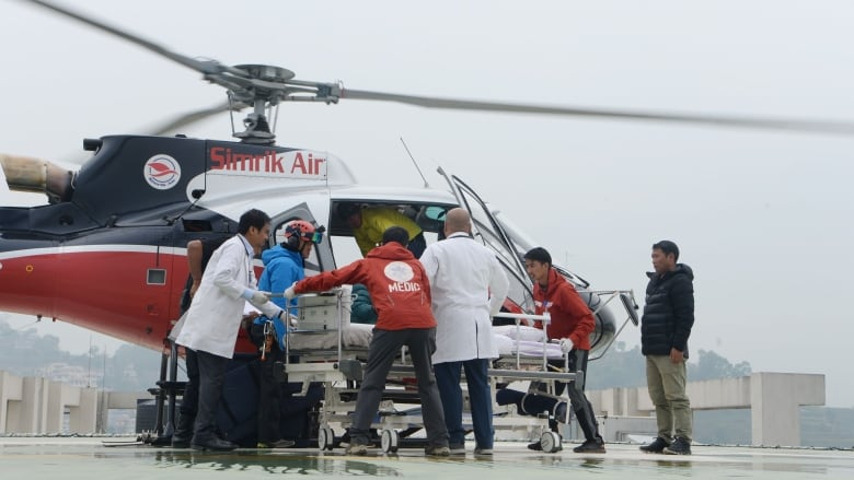 Malaysian climber has 'miracle' rescue on Nepal's Mount Annapurna