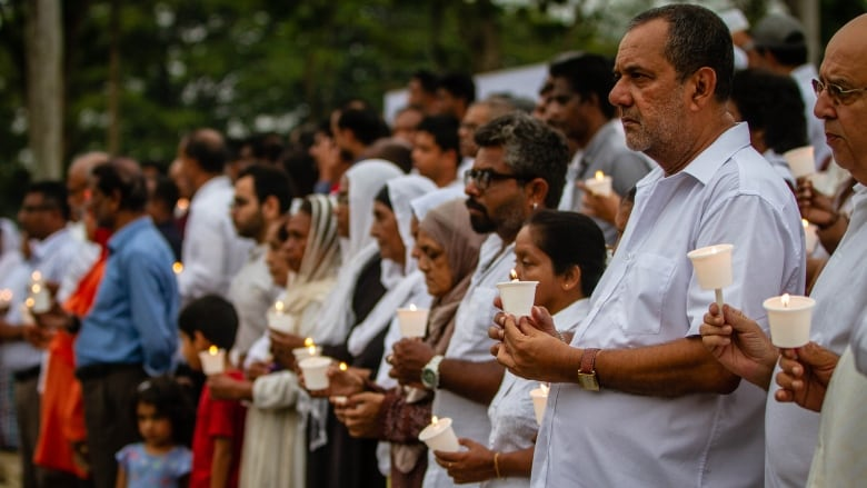 Faith leaders in Sri Lanka fear reprisals but vow to unite country