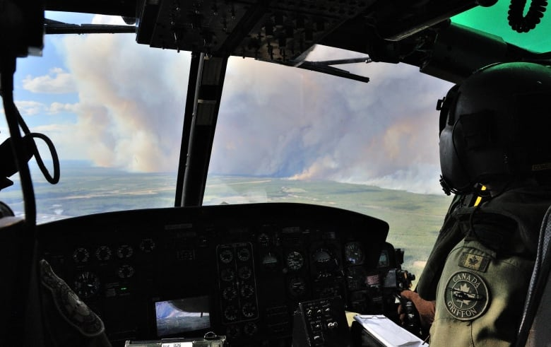 Floods, fires and ice storms: An ex-soldier's battle on the front line of natural disasters