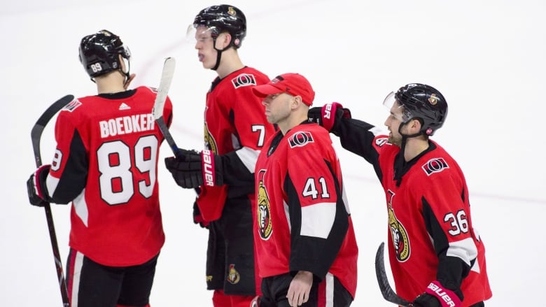 Simpsons take shot at Ottawa Senators in Canadian-themed episode