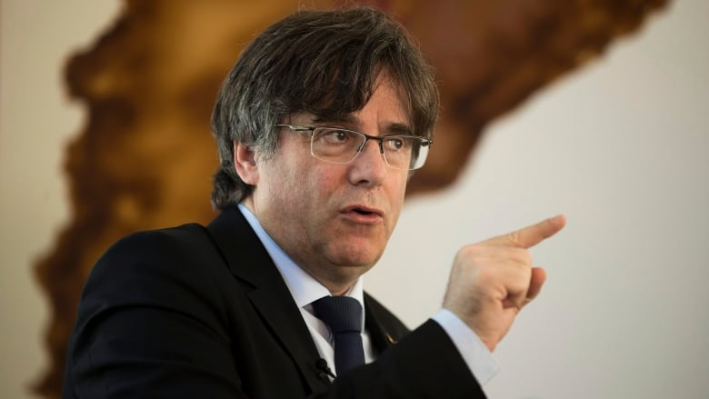 Catalonia`s ex-leader Carles Puigdemont banned from European Union polls: Party