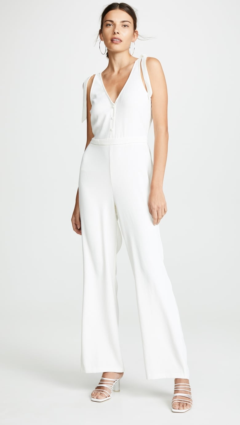 bd1443f1df958 Some of the designer bridal options on this US-based site can get pretty  pricey, but there are also much more affordable styles like this stylish  crepe ...