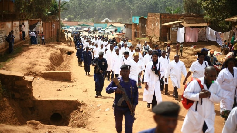 DRCongo Records 26 Ebola Deaths In One Day