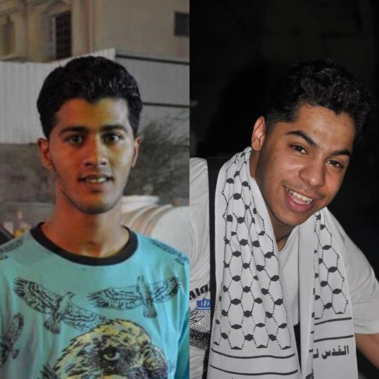 Saudi Arabia put these 2 men to death  Now their families