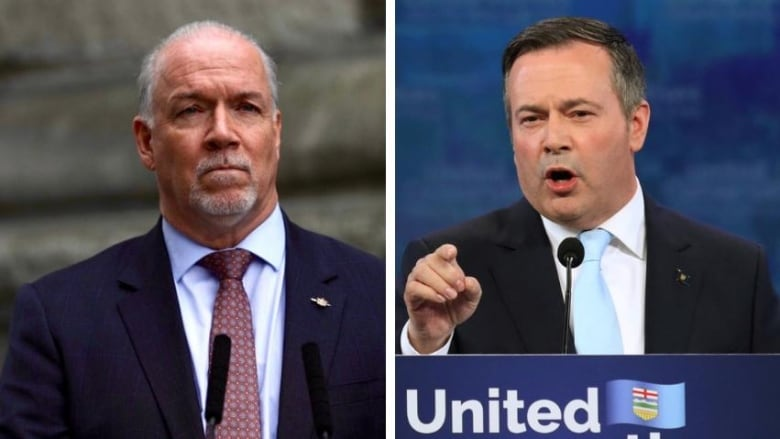 Ahead of Trudeau meeting, Kenney calls assessment bill a threat to unity
