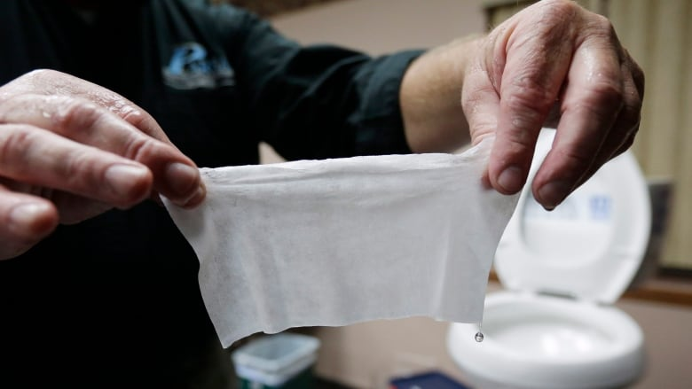 'Flushable' wipes are anything but, says group seeking steep fines for false advertising