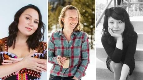 Tanya Tagaq, Kate Harris, Terese Marie Mailhot