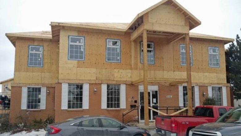 House Of Friendship To Begin Reconstruction Of Addiction Centre In Cambridge Cbc News