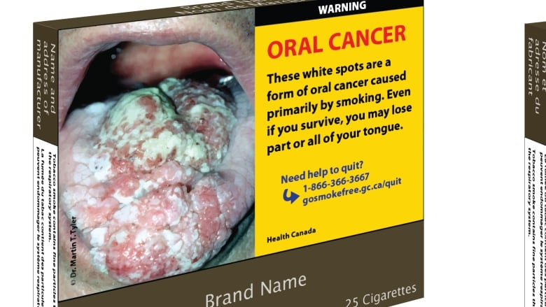 Cigarette packages will be the 'ugliest colour in the world