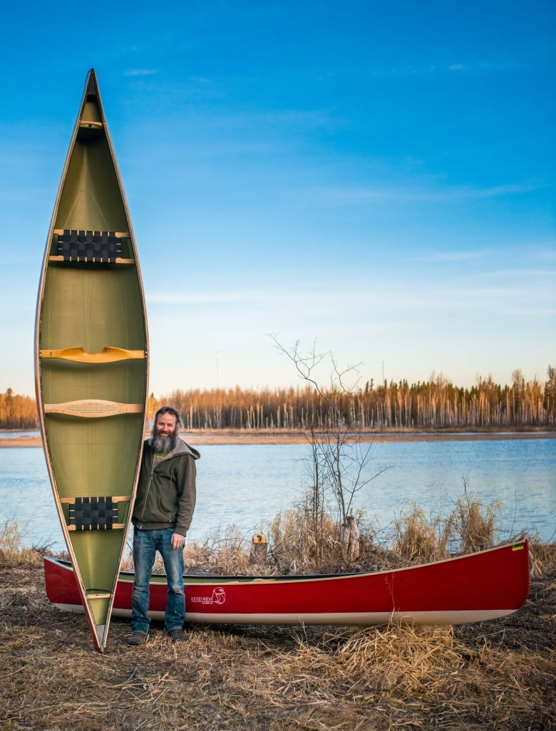 Paddling to success: Sask  company uses aerospace materials