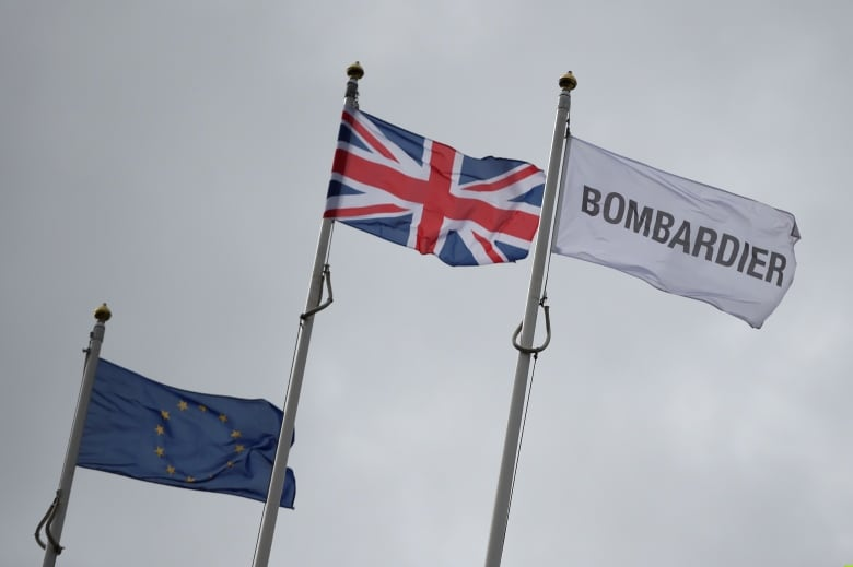 Bombardier sells Belfast operation as it moves to create