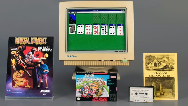 Microsoft Solitaire has been inducted into the Video Game Hall of Fame
