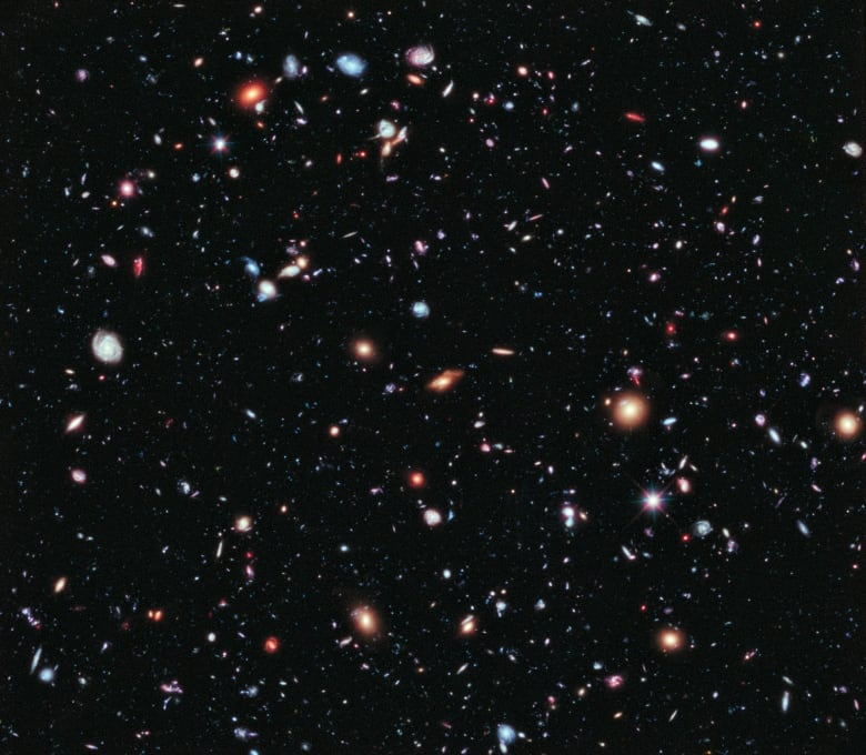 Hubble Scientists Just Released the Most Detailed Picture of the Universe Ever