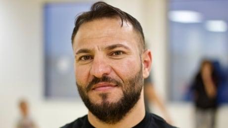 Syrian wrestling - Mohammed Al Krad