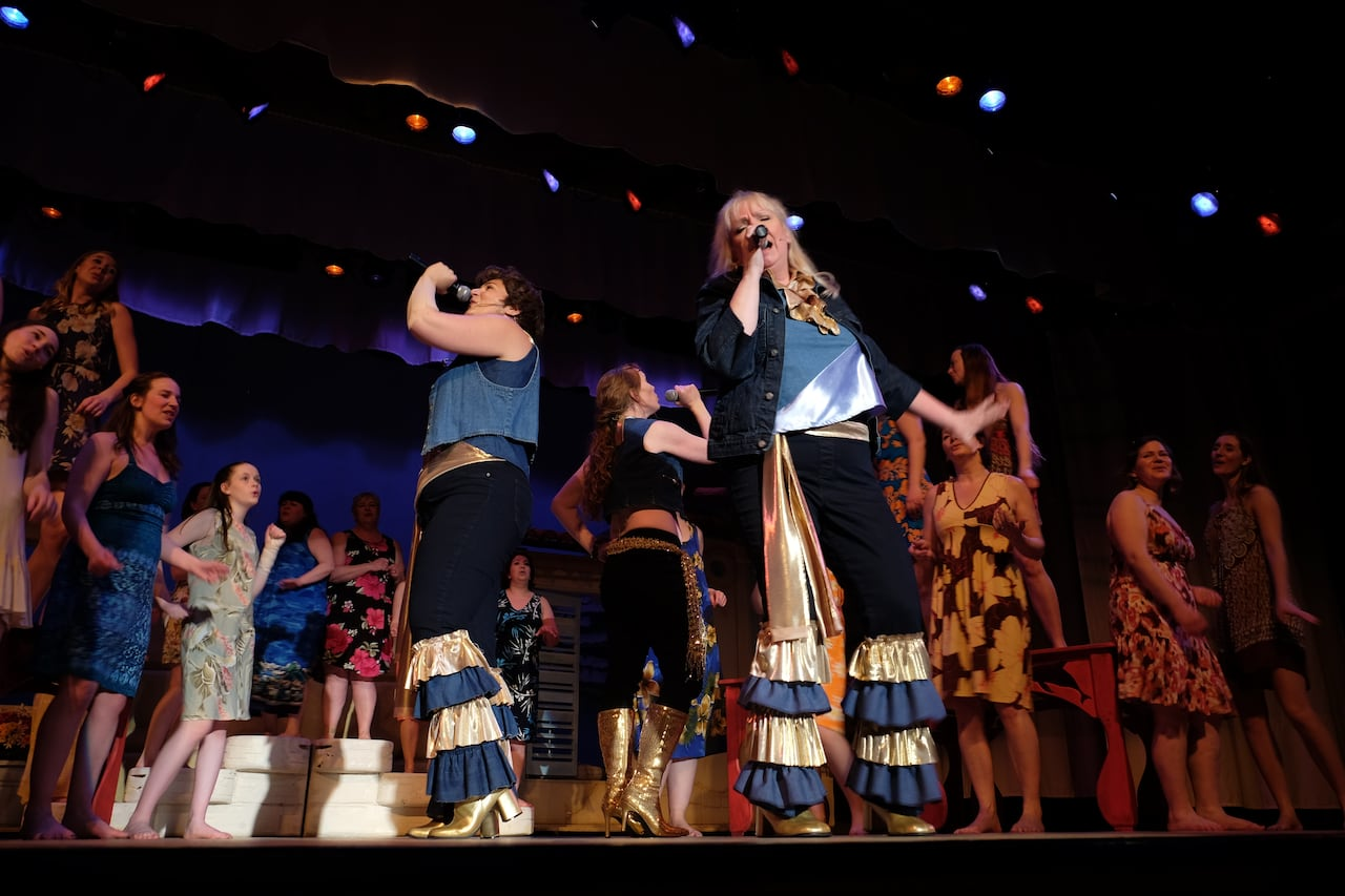 Yellowknife's Mamma Mia! musical a hit, sells out before opening