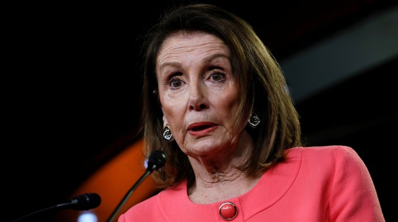 Democrats amplify pressure on Trump as Pelosi accuses Barr of 'crime'