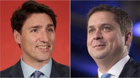 Trudeau Scheer composite