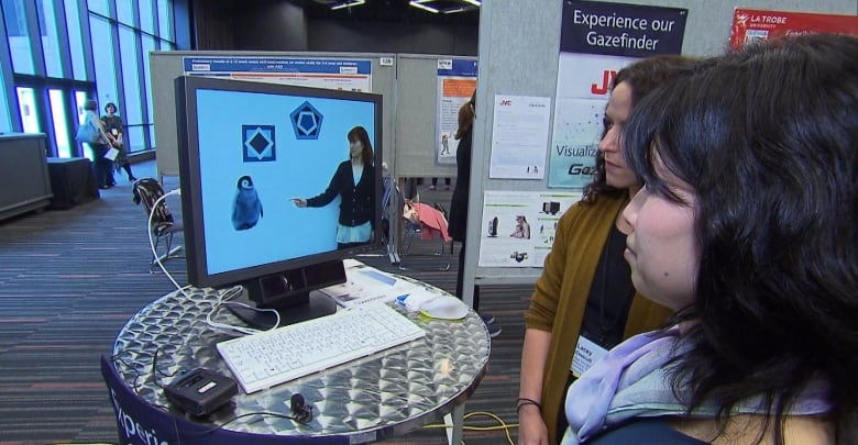 Can Computer Diagnose Autism >> New Technology On Display At Montreal Autism Conference Cbc News