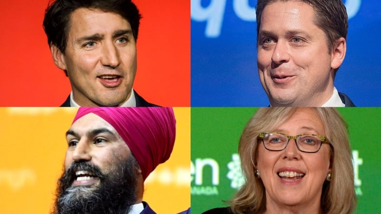 Here's what Albertans have Googled related to the federal election