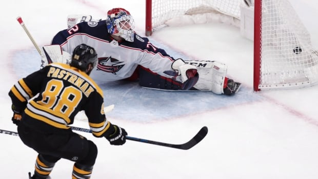 Game 5 Bruins Grab Series Lead With Wild Win Over Blue Jackets