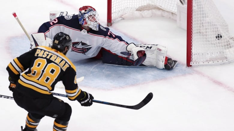 Jackets comeback falls short in Game 5 — Postgame Hat Trick