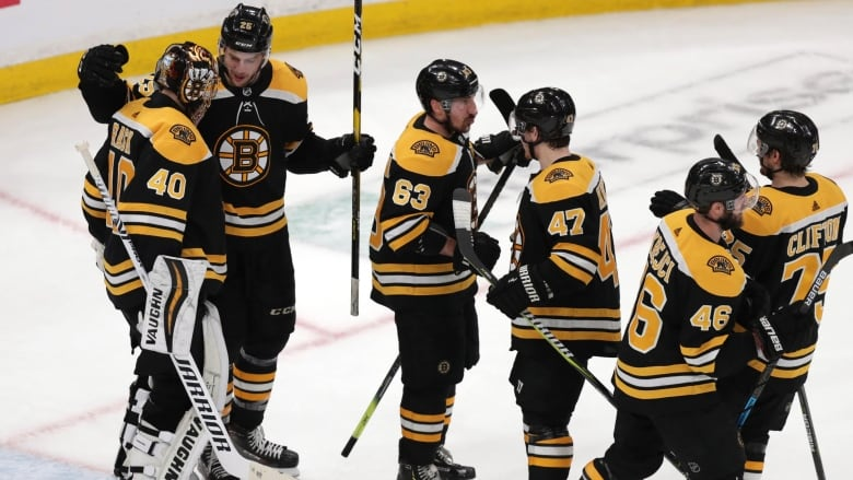 Bruins Stars Rising To Occasion In Series With Blue Jackets Cbc