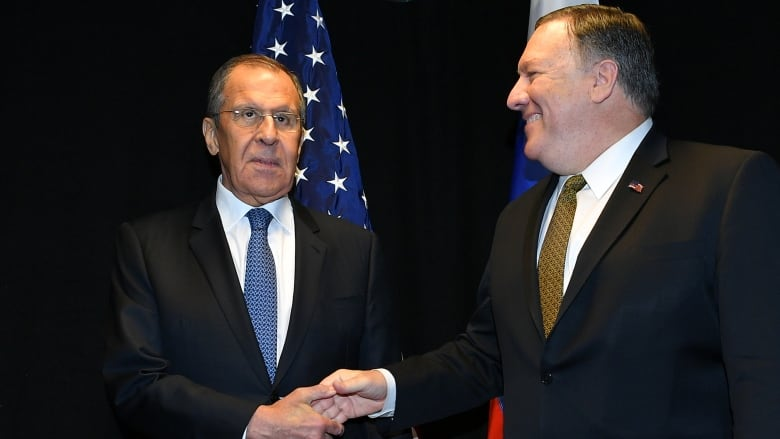 Pompeo: US Will