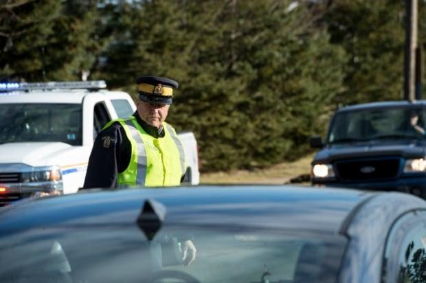 Nova Scotia RCMP drug blitze