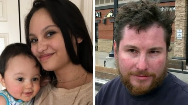 'Freaked out and snapped': Calgarian testifies he killed girlfriend after she accused him in daughter's death | CBC News