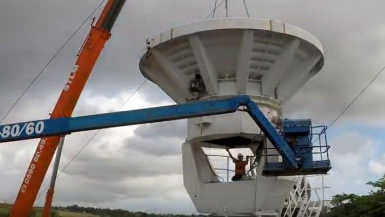 Saskatoon company building next generation of satellite antennas