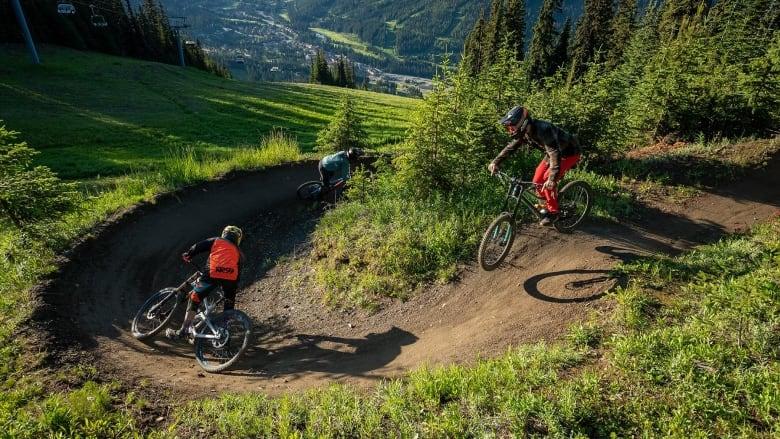 Major mountain bike park expansion underway at Sun Peaks Resort